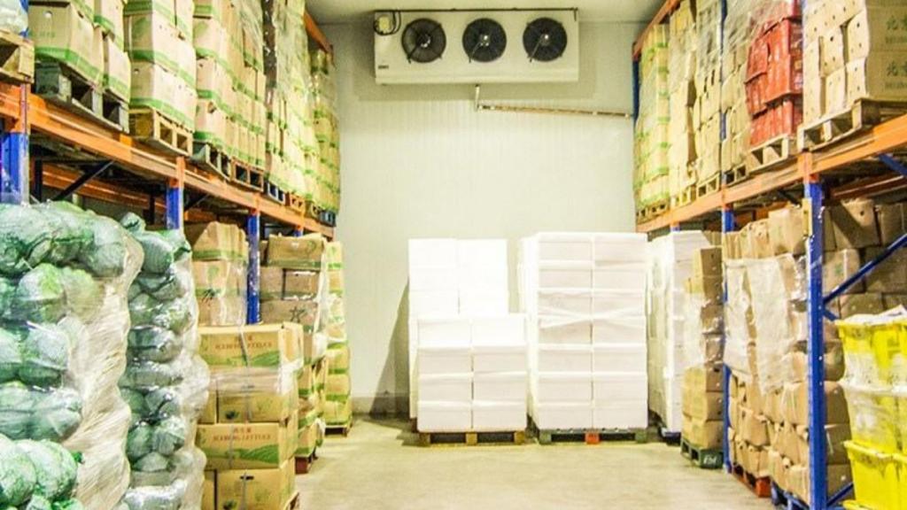 warehouse dengan layanan khusus