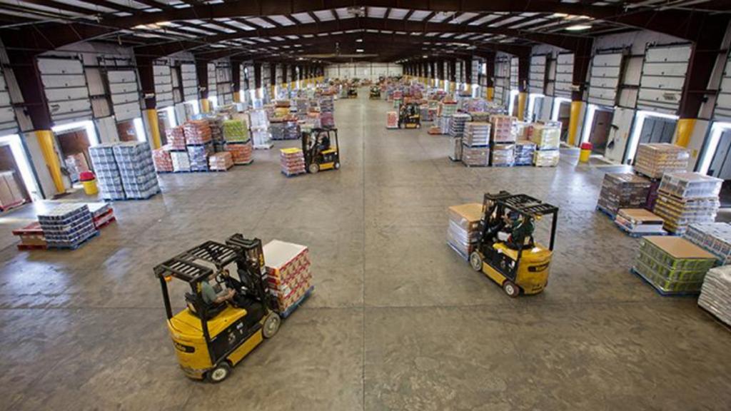 cross docking warehouse
